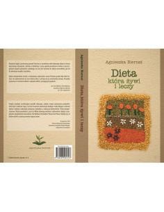 """Książka :Dieta, która leczy i żywi"""""""