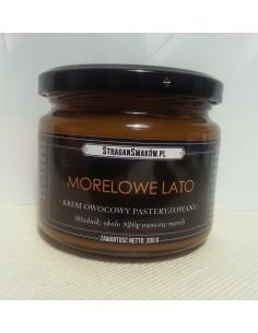 MORELOWE LATO - KREM OWOCOWY PASTERYZOWANY 300 g