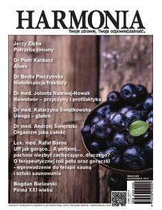 HARMONIA Twoje zdrowie, Twoja odpowiedzialność wrzesień-październik 2016