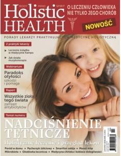 Holistic HEALTH NOWOŚĆ 2/2016 listopad-grudzień