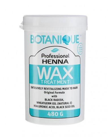 Botanique Henna – odżywczy wosk 480 g
