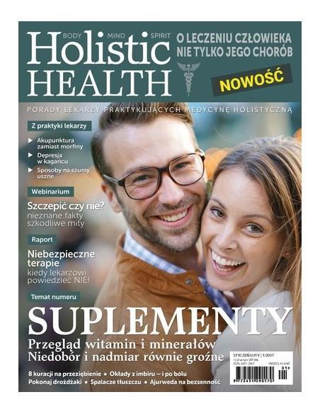 Holistic HEALTH NOWOŚĆ styczeń-luty 2017