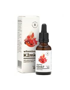 Witamina D3 + K2mk7 w kroplach 30 ml Aura