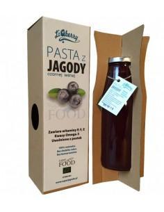 Pasta LiQberry z jagody czarnej leśnej 500 g