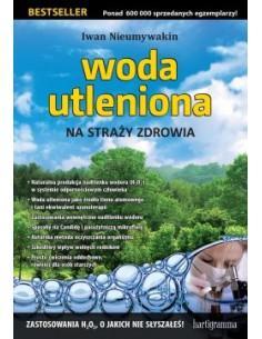 Książka Woda utleniona Na straży Zdrowia Nieumywakin