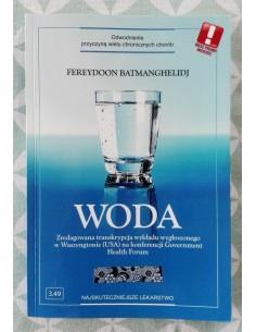 Woda Odwodnienie przyczyną chorób