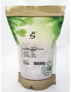 Sól himalajska ciemnoróżowa gruba 1 kg Stanlab
