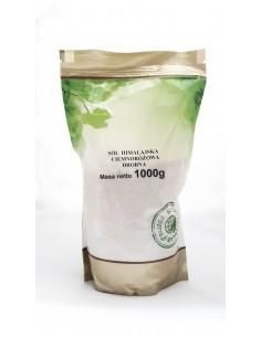 Sól himalajska ciemnoróżowa drobna 1 kg Stanlab