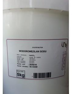 Soda oczyszczona CZDA 5 kg Stanlab