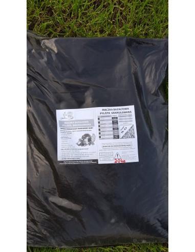 Mączka bazaltowa granulowana 20 kg
