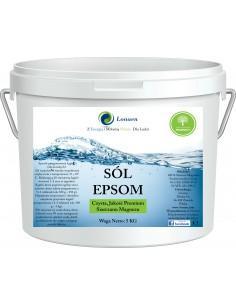 Sól EPSOM siarczan magnezu 5 kg Lonaen