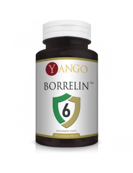 Borrelin 6™ - 100 kapsułek YANGO