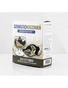 Szungit i Krzemień 650g naturalny filtr