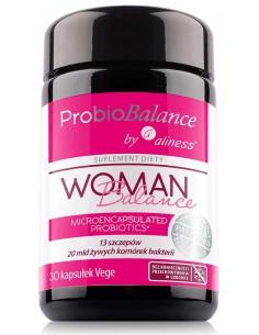 ProbioBALANCE Woman Balance 20 mld.x30 vege caps. aliness