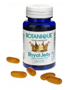 Royal Jelly Organic Mleczko pszczele 40 kap. Botan