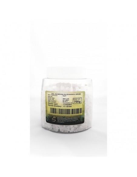 Sól Kłodawska kamienna gruba 1 kg Stanlab