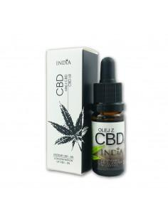 OLEJ Z CBD 5% 10 ml India Cosmetics