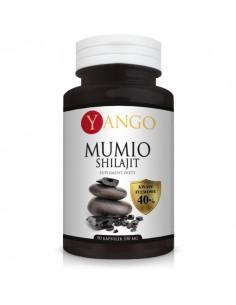 Mumio - 40% kwasów fulwowych 90 kapsułek Yango