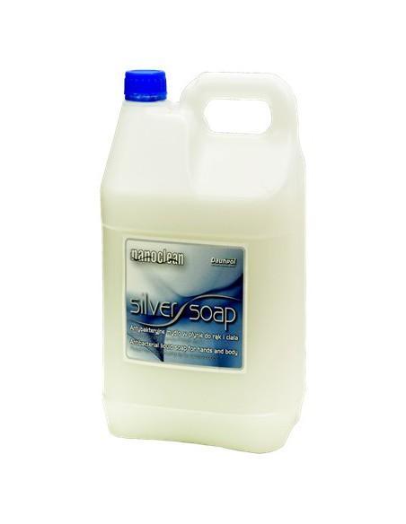 Mydło antybakteryjne Silver Soap 5 L