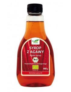 SYROP Z AGAWY BIO 660 g (478 ml)
