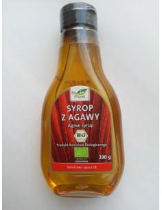 BIO SYROP Z AGAWY 330 g (239 ml) BIO PLANET
